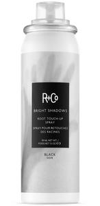BRIGHT SHADOWS Root Touch-Up Spray: Black