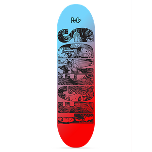 R+Co Legend Skateboard