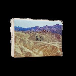R+Co DEATH VALLEY Canvas Bag