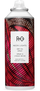 NEON LIGHTS Dry Oil Spray