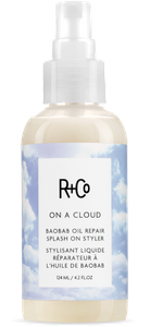 ON A CLOUD Baobab Oil Repair Splash On Styler