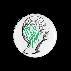 R+Co Radio Pin
