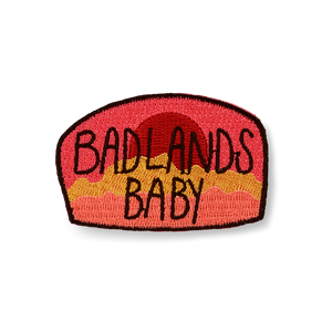 R+Co Badlands Baby Sunset Patch