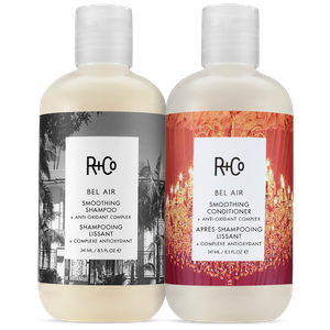 BEL AIR Smoothing Shampoo + Conditioner Anti-Oxidant Complex Set