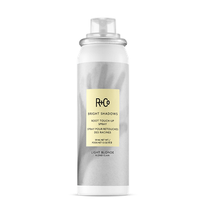 BRIGHT SHADOWS Root Touch-Up Spray: Light Blonde