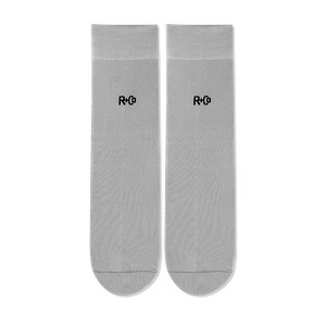 R+Co Grey Socks
