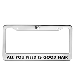 R+Co License Plate Cover