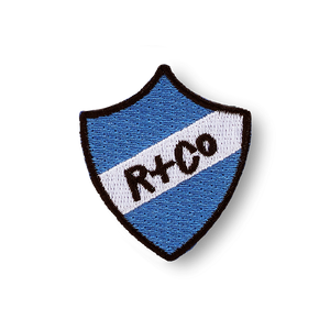 R+Co Badge Patch