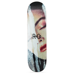 R+Co Skateboard - Vision On