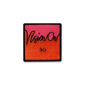 R+Co Vision On Patch