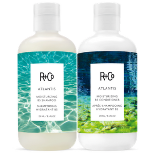 ATLANTIS Moisturizing B5 Shampoo + Conditioner Set