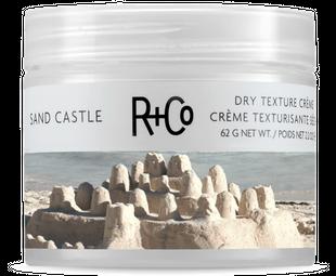 SAND CASTLE Dry Texture Crème