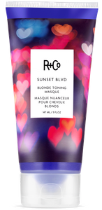 SUNSET BLVD Blonde Toning Masque