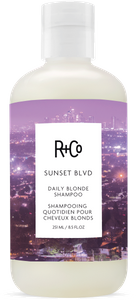 SUNSET BLVD Daily Blonde Shampoo