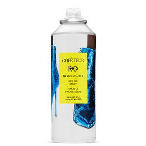 NEON LIGHTS Dry Oil Spray - Coveteur