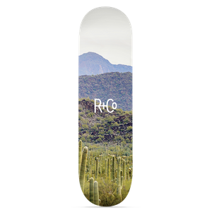 R+Co Cactus Skateboard