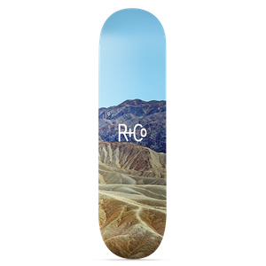 R+Co Death Valley Skateboard