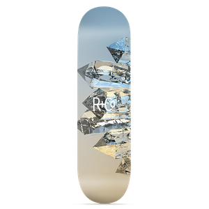 R+Co Gemstone Skateboard