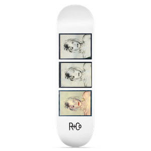 R+Co Hairy Carrie Skateboard