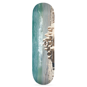 R+Co Sand Castle Skateboard