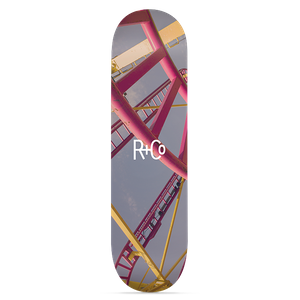 R+Co Twister Skateboard