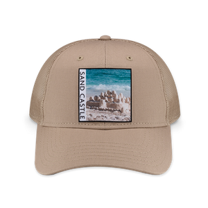 R+Co Sand Castle Trucker Hat