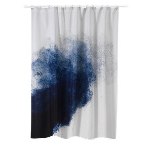 RCO SPIRITUALIZED Shower Curtain