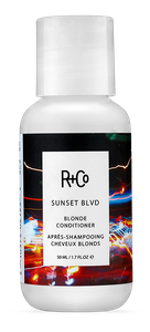 SUNSET BLVD Blonde Conditioner - Mini