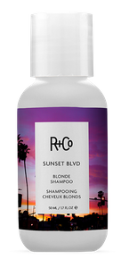 SUNSET BLVD Blonde Shampoo - Mini
