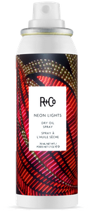 NEON LIGHTS Dry Oil Spray - Mini
