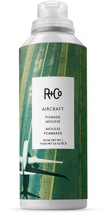AIRCRAFT Pomade Mousse