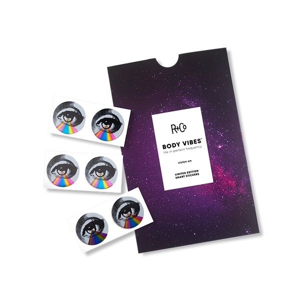 R+Co Body Vibes Stickers - Vision On