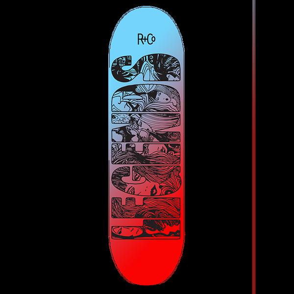 R+Co Legend Skateboard