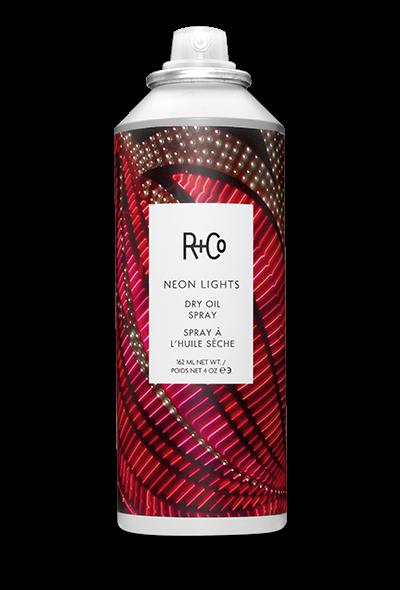 NEON LIGHTS Dry Oil Spray