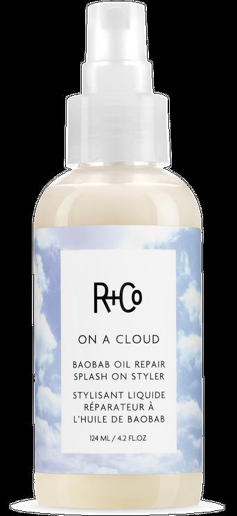 ON A CLOUD Baobab Oil Repair Splash On Styler
