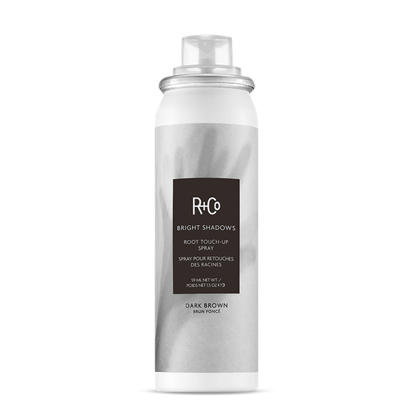 BRIGHT SHADOWS Root Touch-Up Spray: Dark Brown