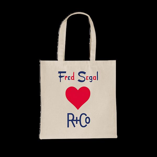 R+Co X Fred Segal Tote