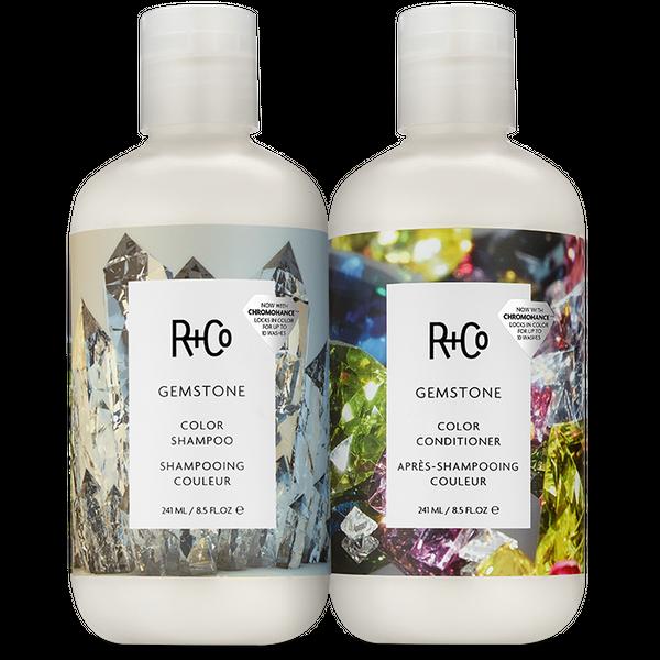 GEMSTONE Color Shampoo + Conditioner Set
