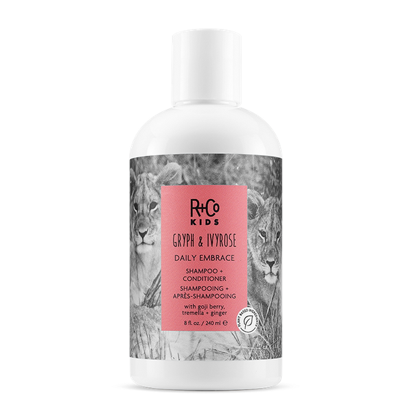 Gryph & IvyRose Daily Embrace Shampoo + Conditioner