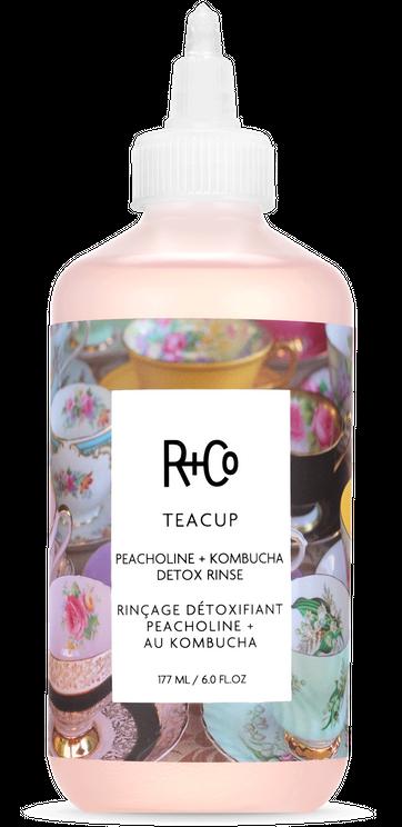 TEACUP Peacholine + Kombucha Detox Rinse
