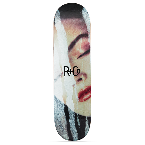 R+Co Skateboard - Vision On