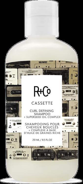 CASSETTE Curl Shampoo + Superseed Oil Complex