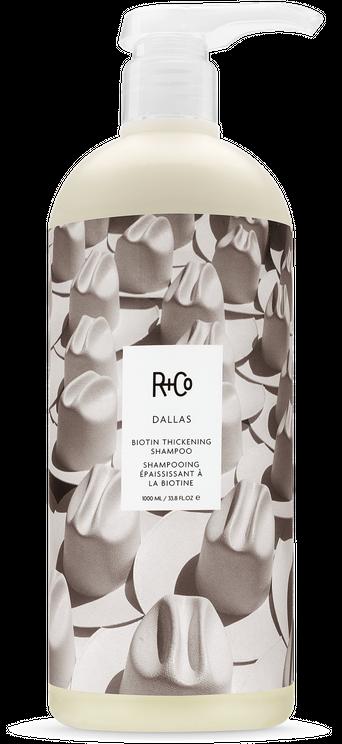 DALLAS Biotin Thickening Shampoo Retail Liter