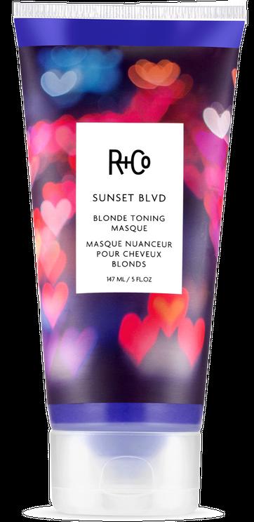 SUNSET BLVD Blonde Toning Masque