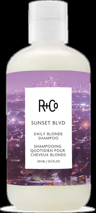 SUNSET BLVD Daily Blonde Shampoo