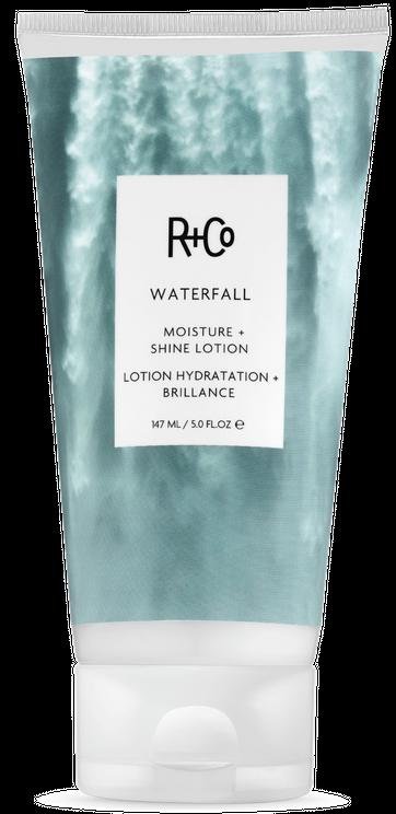 WATERFALL Moisture + Shine Lotion