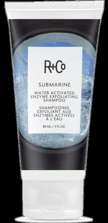 SUBMARINE Water Activated Enzyme Exfoliating Shampoo