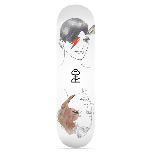 R+Co Two Faced Skateboard