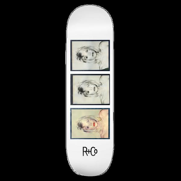 R+Co Hairy Carrie Skateboard