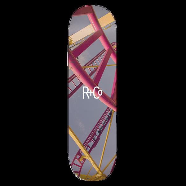 R+Co Twister Skateboard
